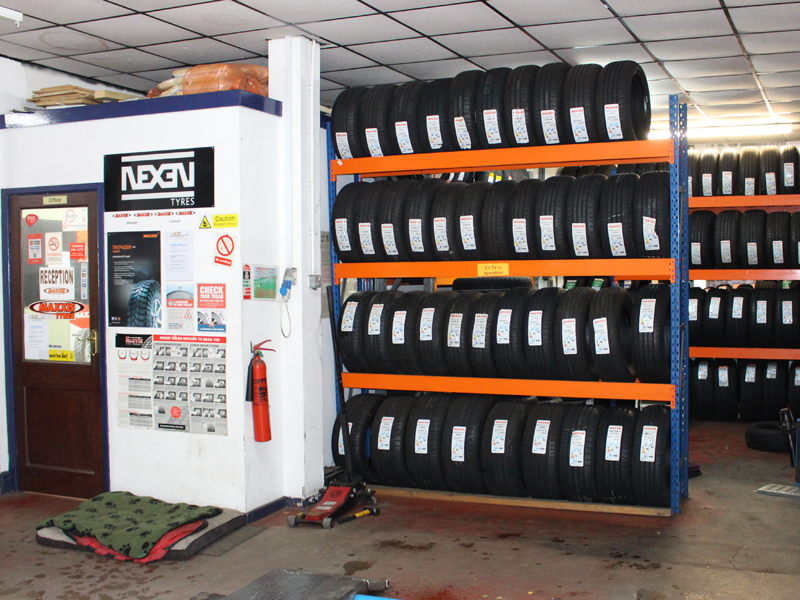 S & D Tyres Accrington